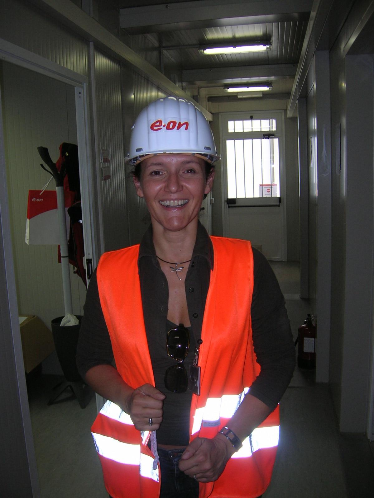 Interprete Turbine Siemens - Centrale EON