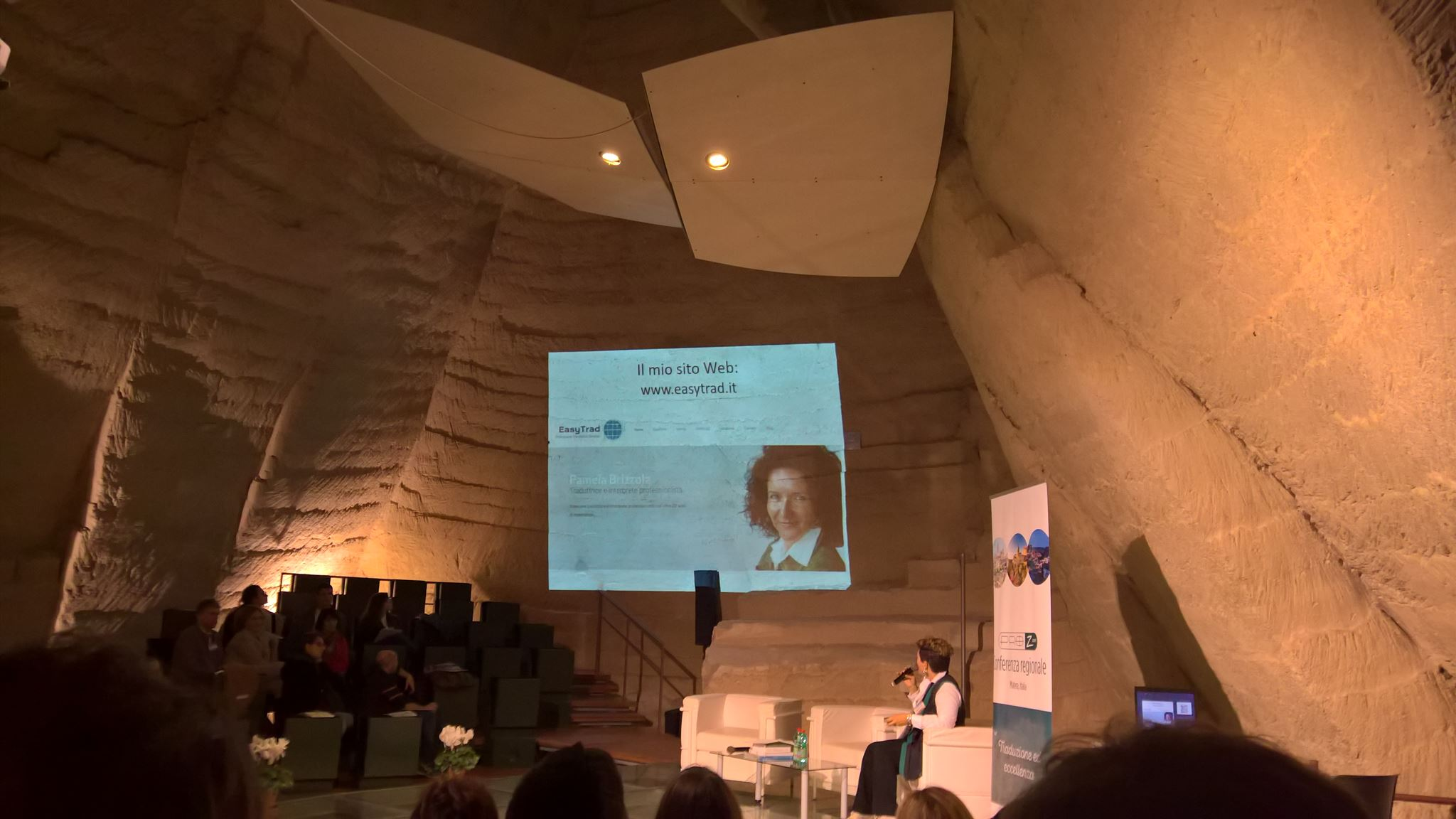Speaker Conferenza Proz Matera